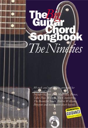 TheBigguitarChordSongbook-TheNineties lærebok