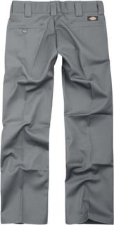Dickies - 873 Slim Straight Work Pants -Chino-bukser - koksgrå