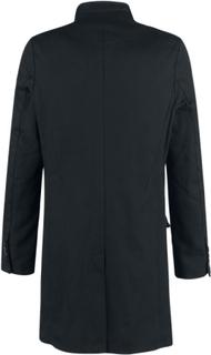 Forplay - Coat einreihig -Kort jakke - svart