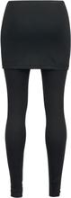 Outer Vision - Leggings/Skirt Vicenza -Leggings - svart