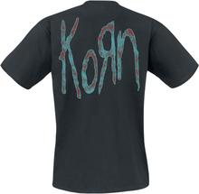 Korn - New Doll -T-skjorte - svart
