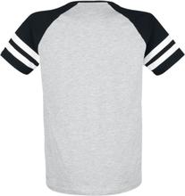 Mickey Mouse - Honest & Honor -T-skjorte - gråmelert-svart