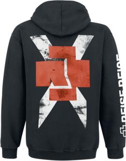 Rammstein - White Cross -Hettegenser - svart