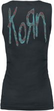 Korn - New Doll -Topp - svart