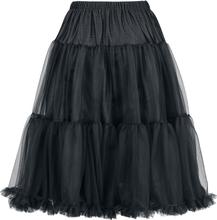 Hell Bunny - Polly Petticoat -Middellangt skjørt - svart