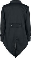 Poizen Industries - Barnes Coat -Arméfrakker - svart