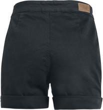 Hell Bunny - Yaz Short -Shorts - svart
