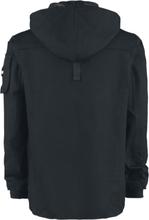 Altana Industries - Military Jacket -Overgangsjakke - svart