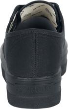 Victoria - Basket Lona Plataforma -Sneakers - svart, svart