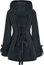 Poizen Industries - Alison Coat -Kort jakke - svart