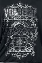 Volbeat - Old Letters -T-skjorte - svart-grå