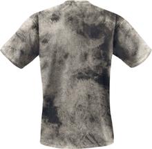 Outer Vision - Nogal -T-skjorte - svart, brun
