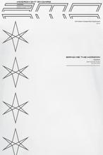 Bring Me The Horizon - AMO Stencil -T-skjorte - hvit