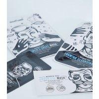 Barber Pro Skin Revival Mask Set - Mask set