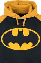 Batman - Logo -Hettegenser - svart, gul