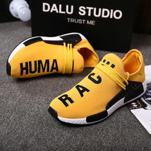 Men's Casual Sneakers Flat Knitting Male Loafers Air Mesh Vulcanized Slip On Shoes Non-slip Men Plus Size 35-47 Tenis Masculino