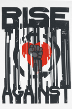 Rise Against - Boxset -T-skjorte - hvit