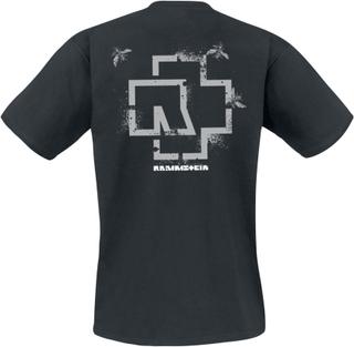 Rammstein - Keine Lust -T-skjorte - svart