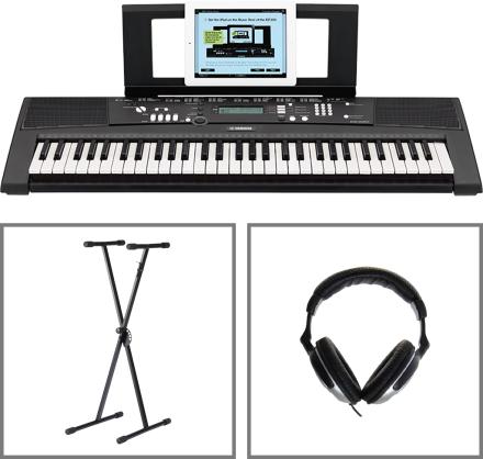 Yamaha EZ-220 keyboard PAKKELØSNING