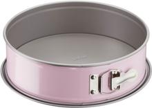 Bakplåt Pastel springform 24 pink