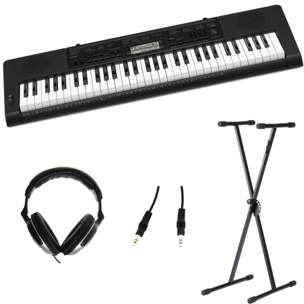 Casio CTK-3200 Keyboard PAKKELØSNING 2