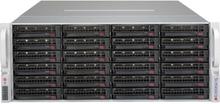Supermicro Superstorage Server 6049p-e1cr36l 1200watt Sort