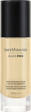 bareMinerals barePRO Performance Wear Liquid Foundation SPF 20, 09 Light Natural 30 ml bareMinerals Foundation