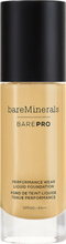 bareMinerals barePRO Performance Wear Liquid Foundation SPF 20, 16 Sandstone 30 ml bareMinerals Foundation