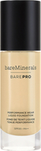 bareMinerals barePRO Performance Wear Liquid Foundation SPF 20, 11 Natural 30 ml bareMinerals Foundation