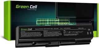 Laptopbatteri Toshiba Satellite A200 A300 A500 L200 L300 Svart