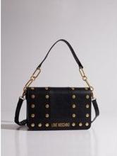 Love Moschino Love Moschino Allover Studs Håndtasker