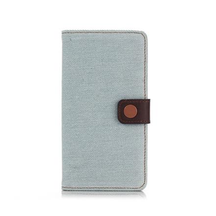 Dahle Sony Xperia Z5 Premium Lær Etui - Lys Blå