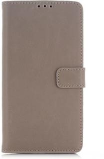 Leather Phoenix Sony Xperia Premium Z5 Lær Etui - Grå