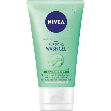 Daily Essentials Combination Skin 150ml Nivea Kasvojen puhdistukseen