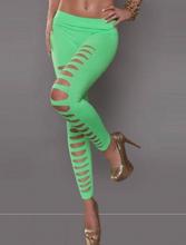 Neon Hole Leggings