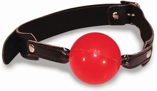 Ball Gag Normal Red