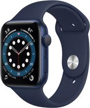 Apple Watch Series 6 (6. Gen 2020) GPS 40mm Blue Sportsrem Deep navy