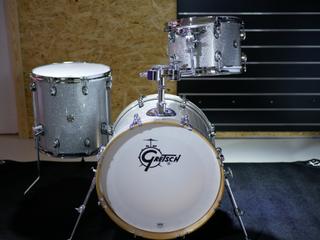 Gretsch Catalina Club Silver Sparkle