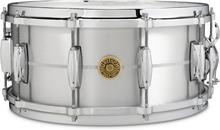 """Gretsch 14x6,5"""" USA Custom Solid Aluminium Snare"""