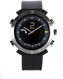 COGITO Smartwatch Classic 2.0 Silver med Svart Sil