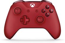 Trådløs Xbox-controller – rød