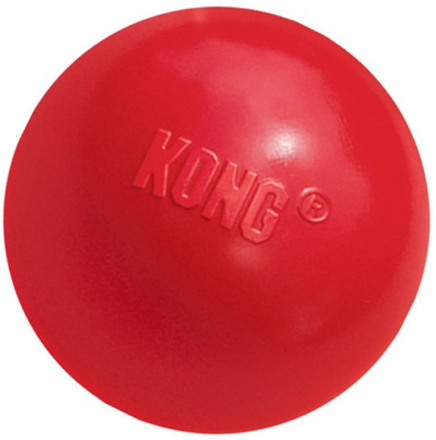KONG godisboll med öppning - Stl. M/L, Ø 7,5 cm