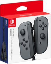 Joy-Con Controllers (Pair) Grey - Gamepad - Switch