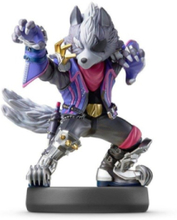 Amiibo Wolf no. 63 (Super Smash Bros. Collection) - Akcesoria do konsoli do gier - Switch