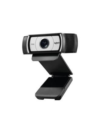 C930e HD Webcam - Silver/Black