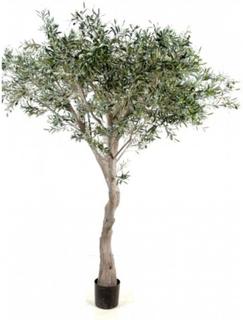 Stort kunstigt Oliventræ H240 cm