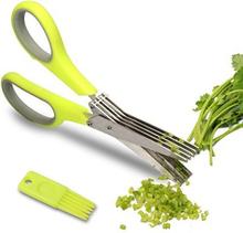 Multisax for urter og krydder (Farge: Grønn)