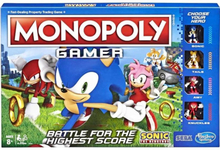 Nintendo Monopoli, Sonic Gamer
