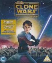 Star Wars: The Clone Wars (Blu-ray) (Tuonti)