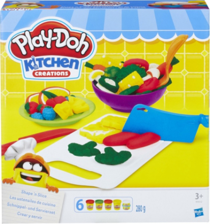 Play-Doh Shape 'N Slice